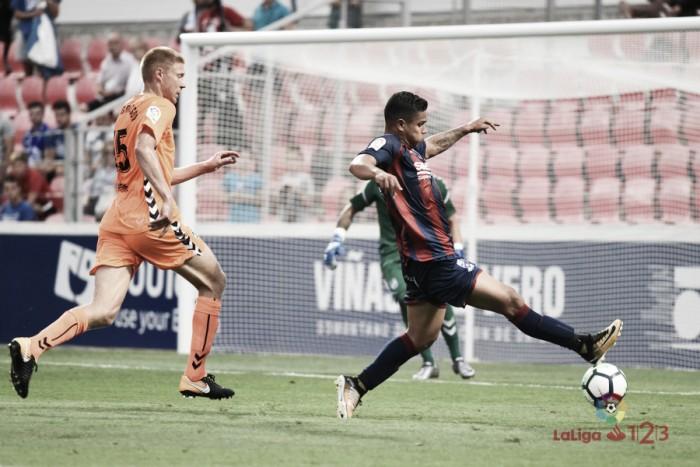 Análisis del rival: SD Huesca, 'requetelíder'
