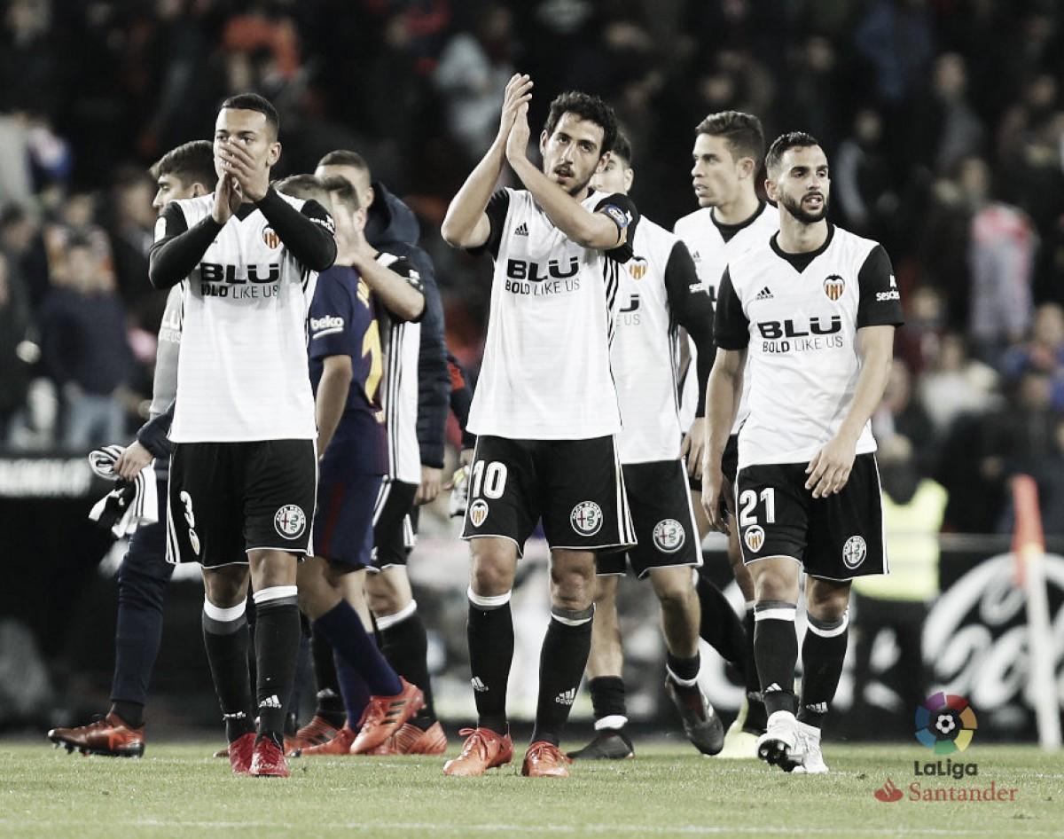 ¿Será el Valencia el primer equipo en asaltar el Camp Nou esta temporada?