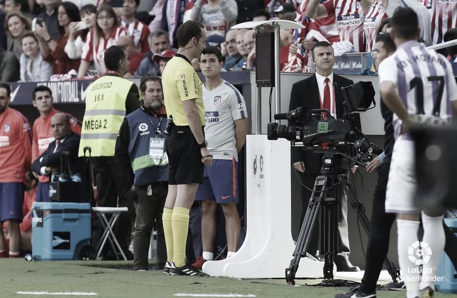 Sin los malos arbitrajes, el Valladolid estaría salVARdo