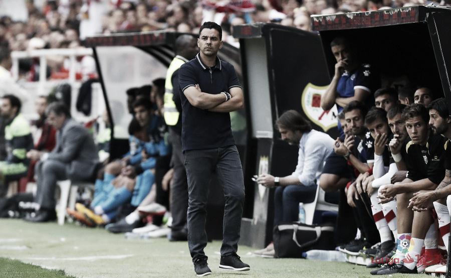"""Míchel: """"Le doy toda la importancia a la Copa del Rey"""""""