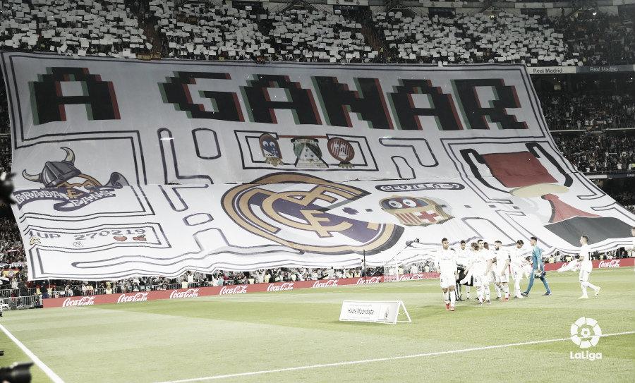 El Santiago Bernabéu se empequeñece