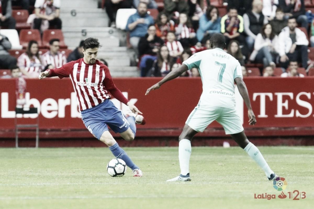 Resumen de la temporada 2017/18: Sporting de Gijón, una montaña rusa en defensa