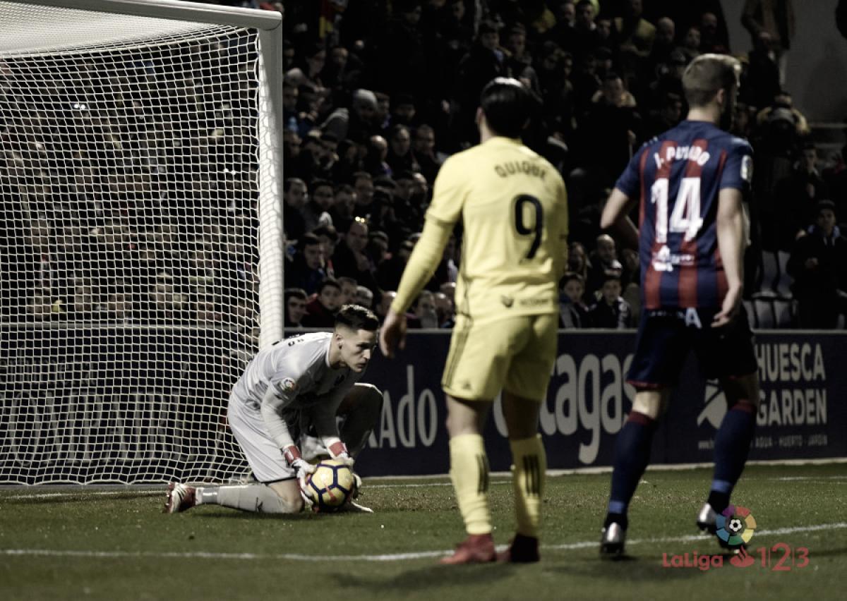 """Resumen de la temporada 2017/2018: SD Huesca, """"San Remiro"""" guía el camino"""