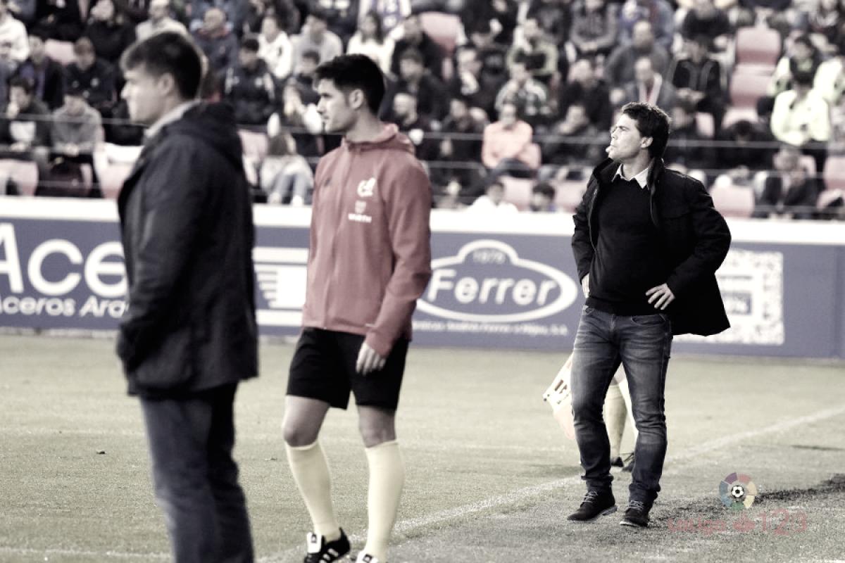 La importancia de Rubi para la SD Huesca