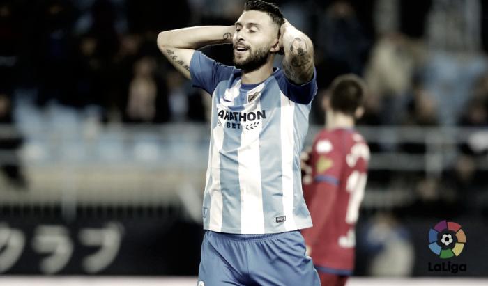 Tercera temporada seguida que el Málaga cae ante un 'segunda'