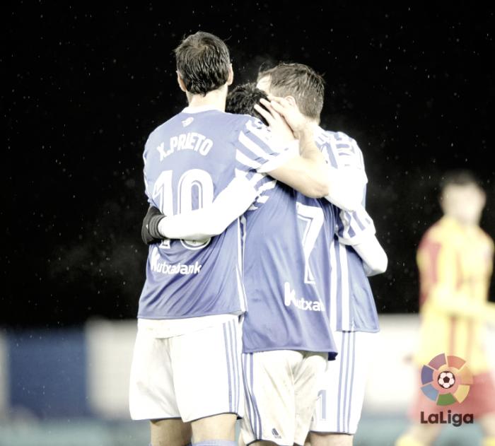 La Real dice adiós a la Copa