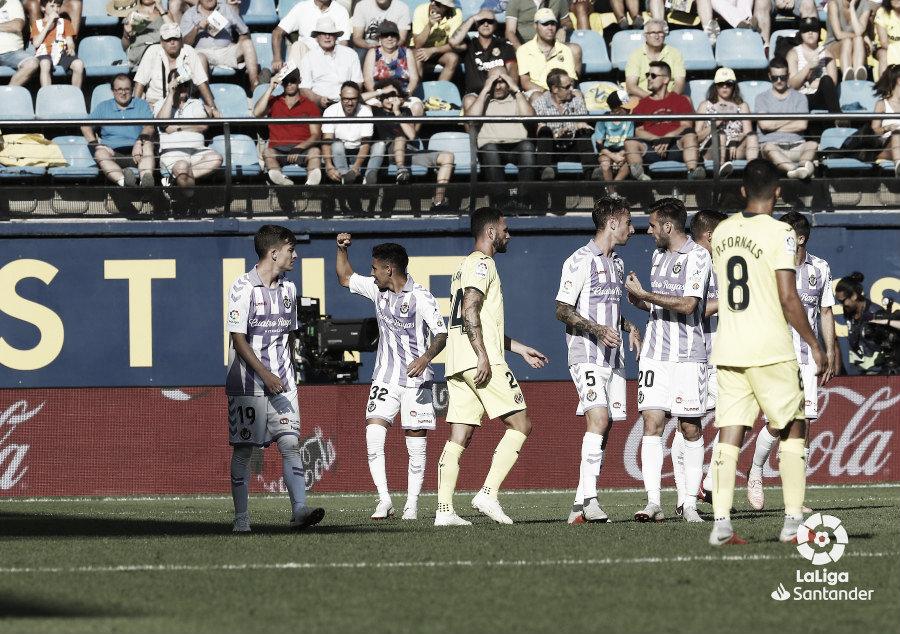 Leo Suárez cumplió con la ley del ex al anotar el gol de la victoria