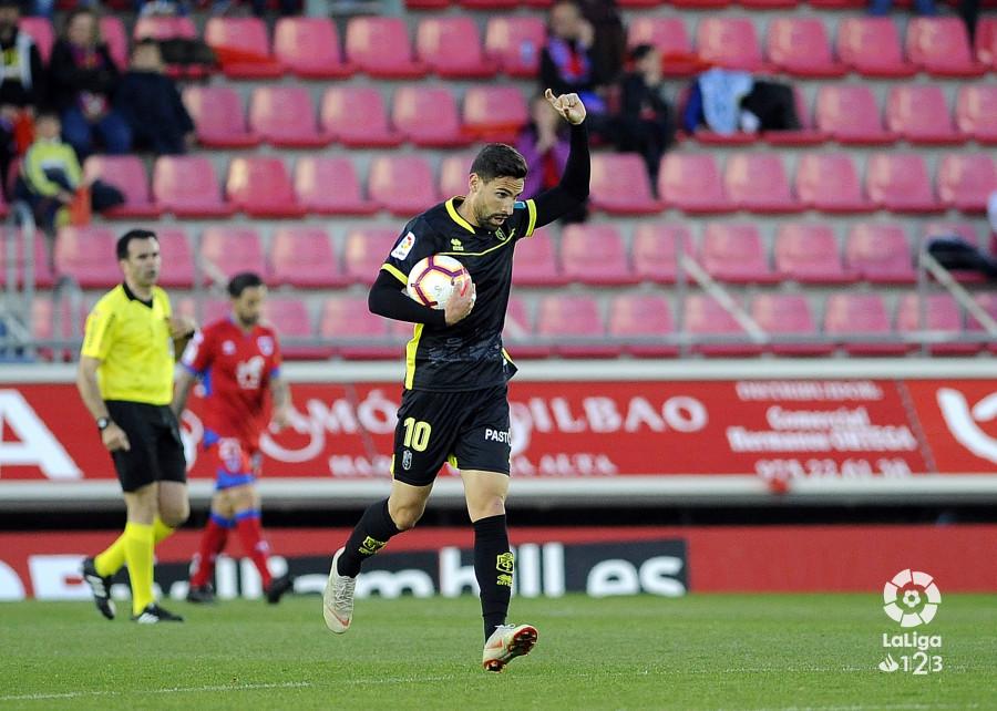 Numancia – Granada CF: puntuaciones del Granada, jornada 32 de La Liga 1|2|3
