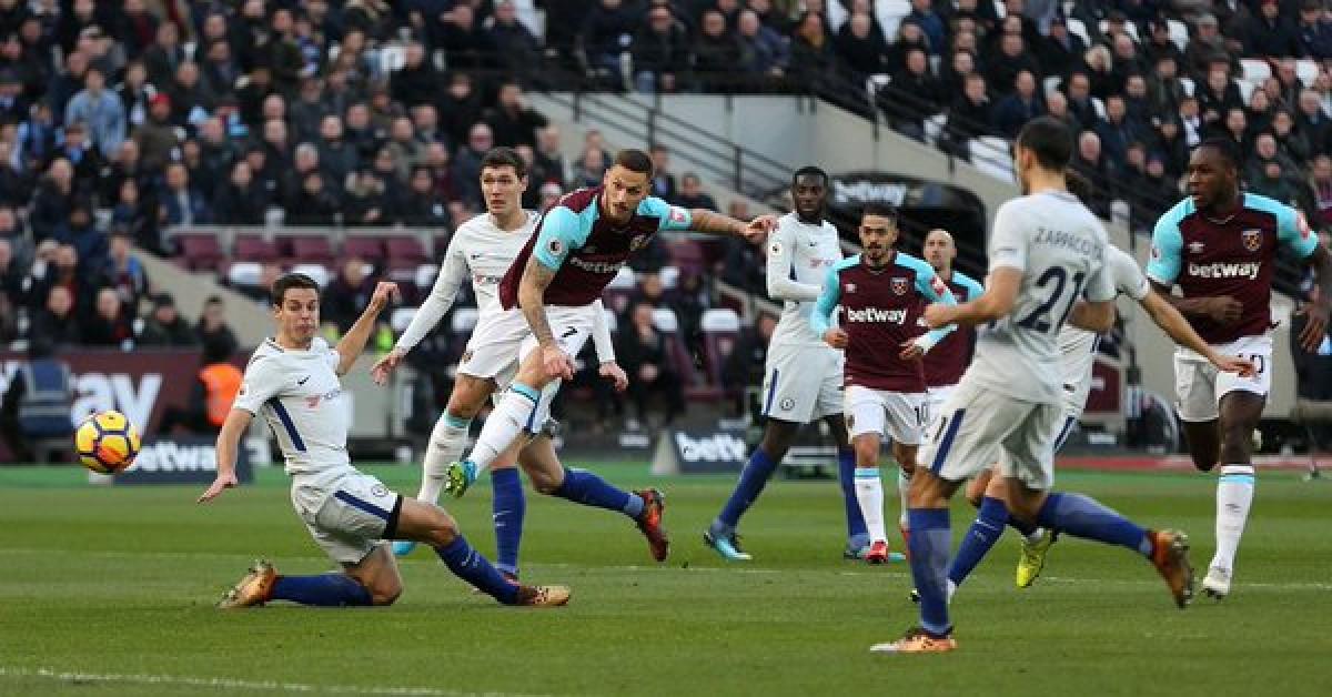 Chelsea - West Ham: Conte insegue la Champions. Il West Ham cerca equilibrio