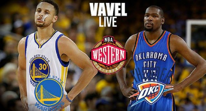 Final: Live Commentary from the Oklahoma City Thunder's 133-105 Game 3 Victory Over Golden State Warriors