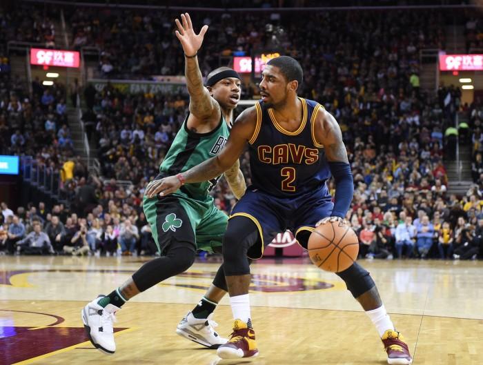 NBA - Clamoroso: Kyrie Irving ai Boston Celtics!