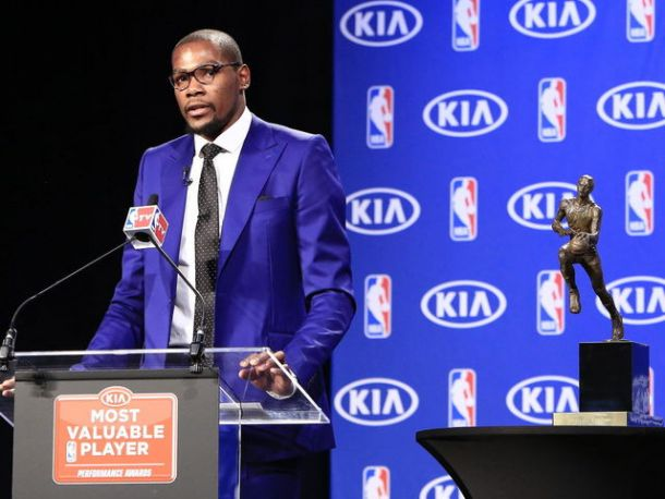 Kevin Durant Will Be Inducted Into Oklahoma Hall of Fame