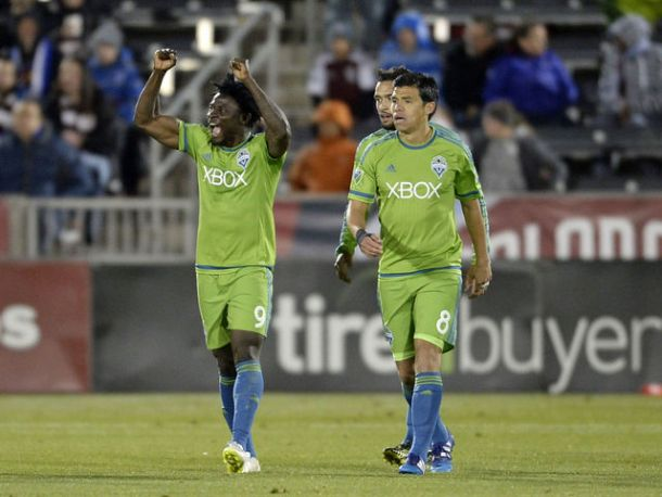 Martins's Spinning Stunner Of A Strike Runs Away With Goal Of The Week Honors