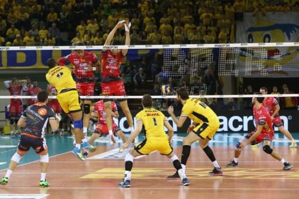 Volley, Superlega A1 Unipol Sai: il punto sulla nona giornata