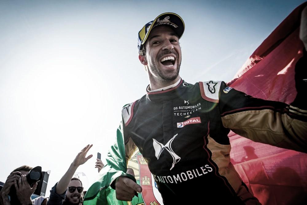 Da Costa vence em Marraquexe e assume liderança da Fórmula E