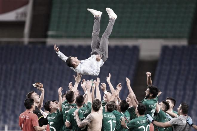 México 3-1 Japón: la selección mexicana conquistó la medalla de bronce