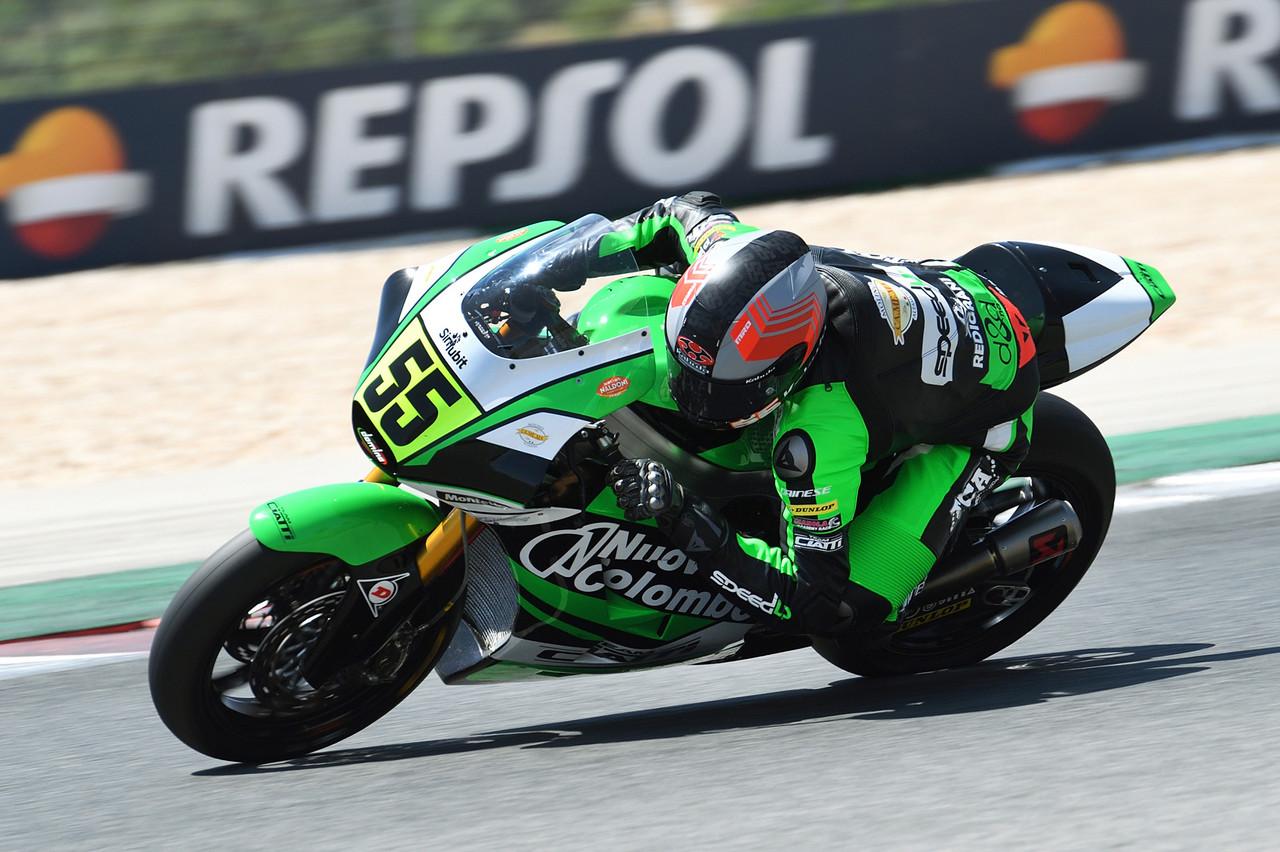 Moto2 Algarve: Yari Montella reina en de nuevo