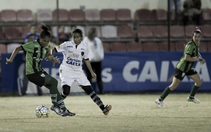 América abre boa vantagem, mas vacila e sofre empate do lanterna Botafogo-PB em casa
