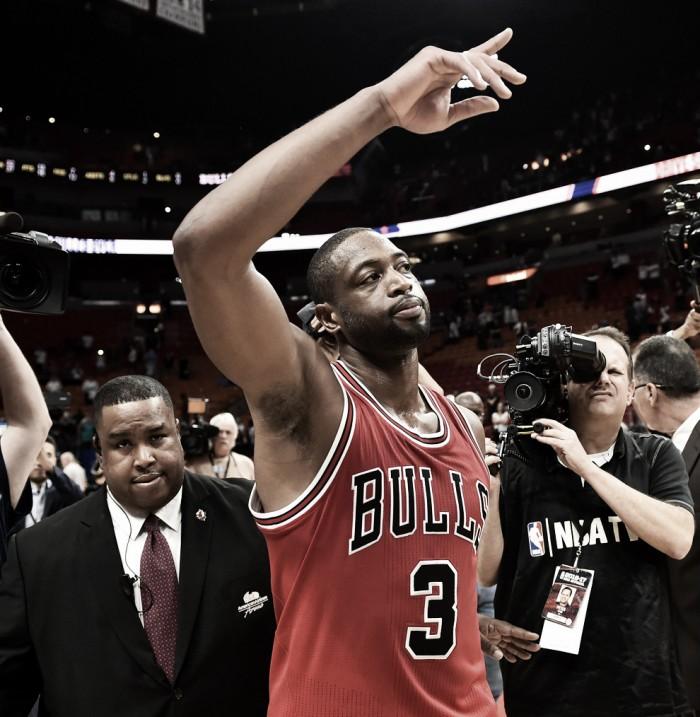 Wade volvió a Miami con un triunfo