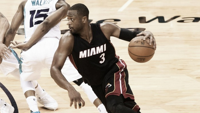Nba playoffs, Wade trascina gli Heat a Charlotte in gara 6 (90-97)