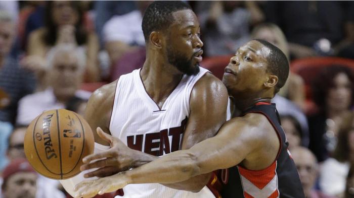 NBA - Toronto a Miami per ribaltare la serie: la spunta Wade o Valanciunas?