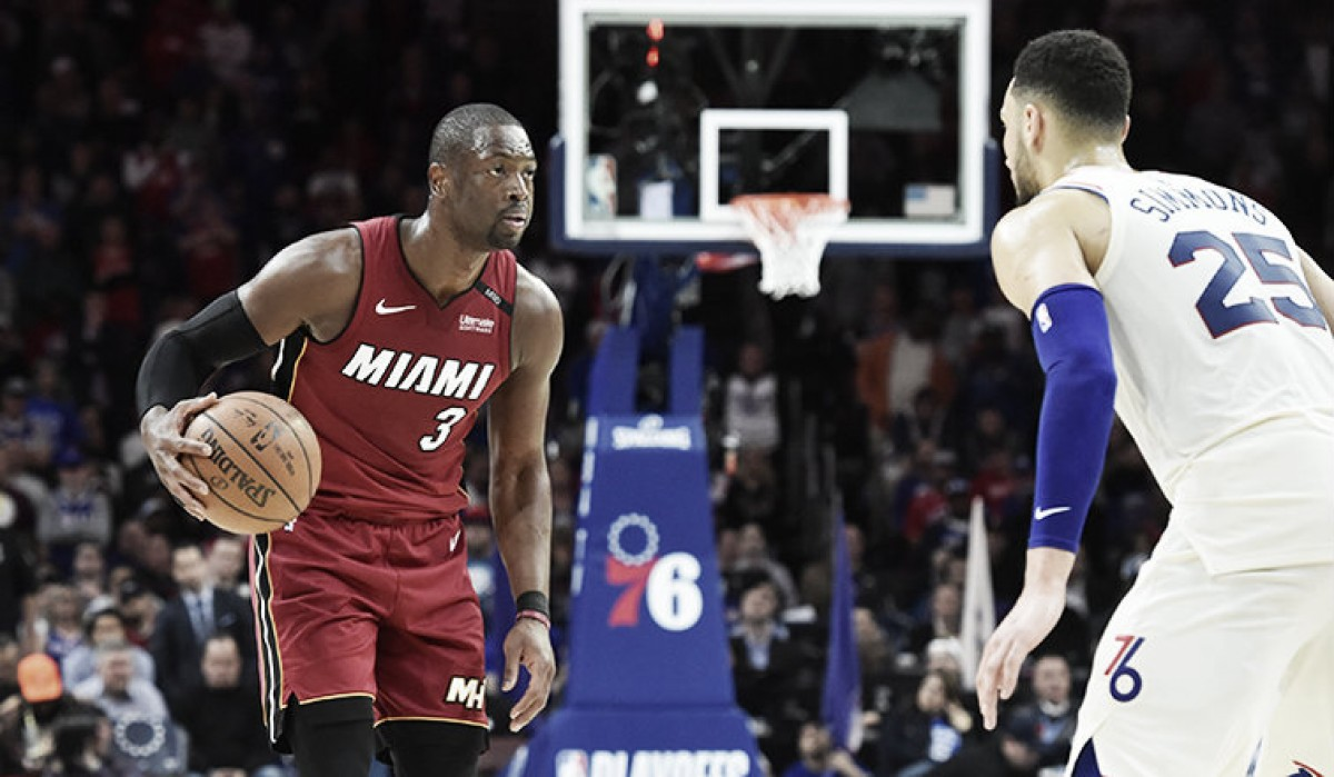 Resumen NBA: Los Heat igualan la serie y los Warriors encarrilan la suya