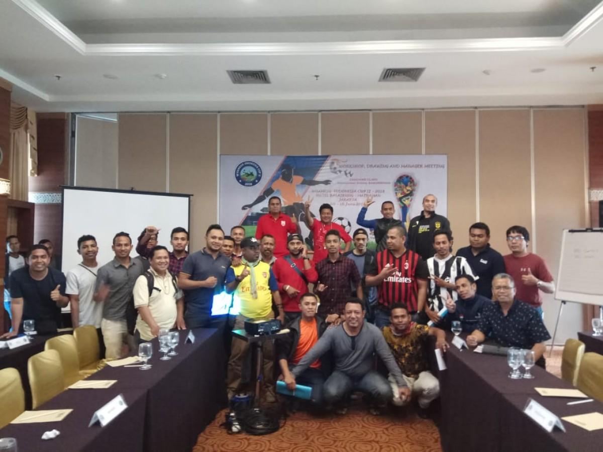 Jelang Wuamesu Indonesia Cup 2018, Panpel Gelar Workshop