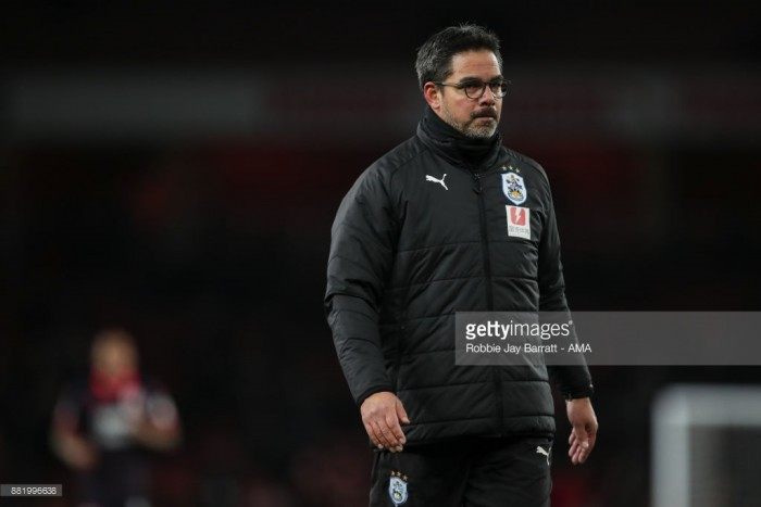 David Wagner: Sam Allardyce's Everton won't have any tactical surprises