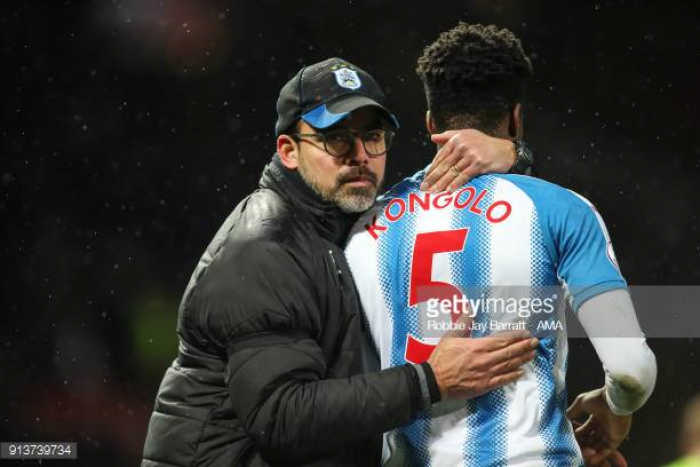 English Premier League match report Huddersfield Town v Bournemouth 11 February 2018