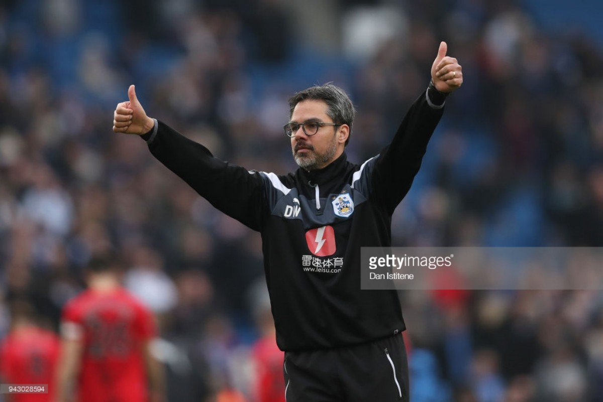"David Wagner praises Huddersfield after ""very good"" performance against Brighton"