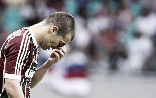 Wagner revela desejo de permanecer no Fluminense: 'Tenho contrato e pretendo cumpri-lo'
