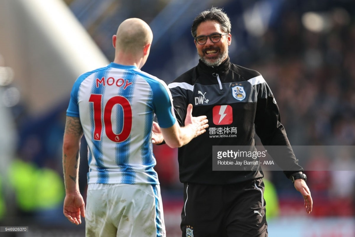 "David Wagner: ""We want to get this over the line"""