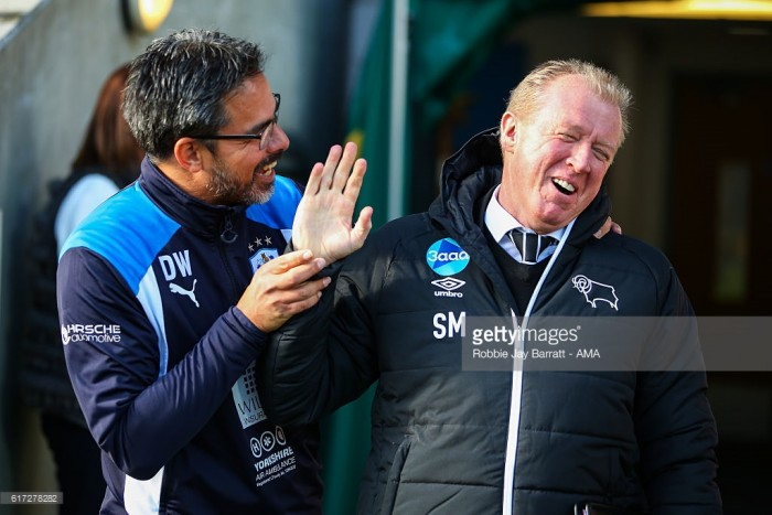 Steve McClaren backs David Wagner's long term strategy for Huddersfield Town