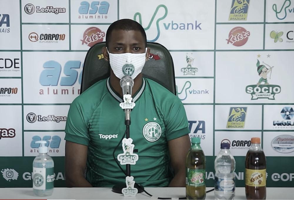 Waguininho cita grande motivação para fazer boa temporada no Guarani