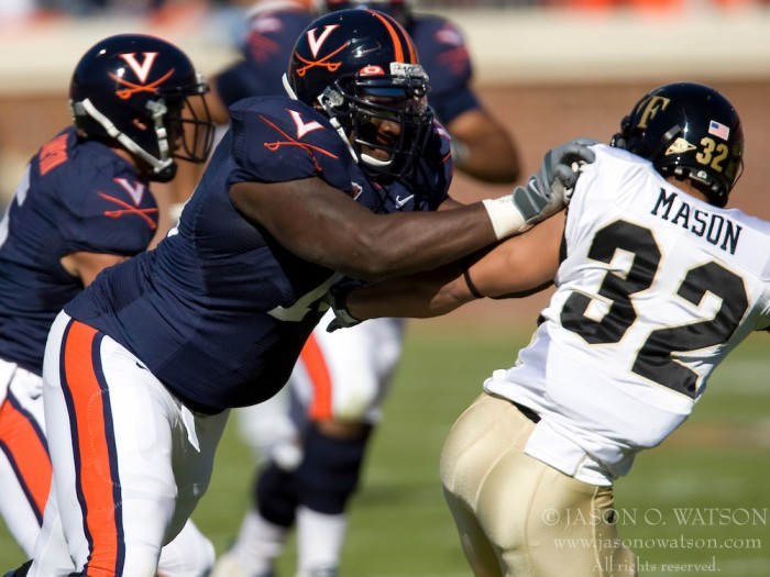 Result Virginia Cavaliers 20-27 Wake Forest Demon Deacons in NCAA Football