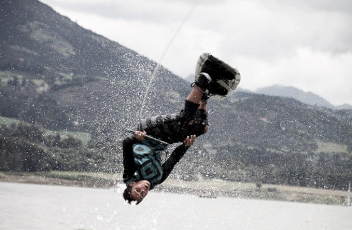 Juan Martín Vélez, la cuota colombiana en el esquí náutico para los Juegos Mundiales