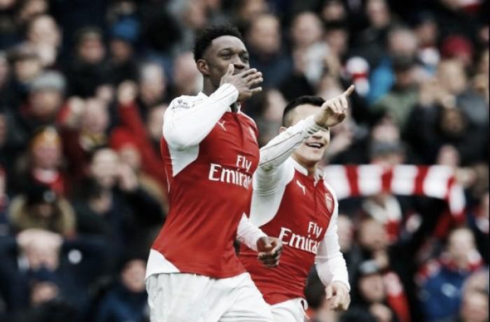 El Arsenal se entona en su primera final de una forma agónica