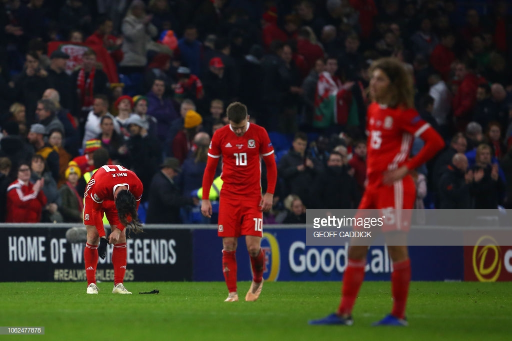 Wales 1-2 Denmark: Welsh lose out on Nations League promotion to savvy and clinical Danes