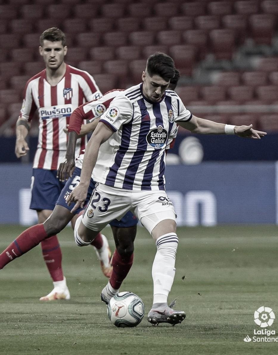 Atlético de Madrid 1-0 Real Valladolid: una falta de concentración decide el partido