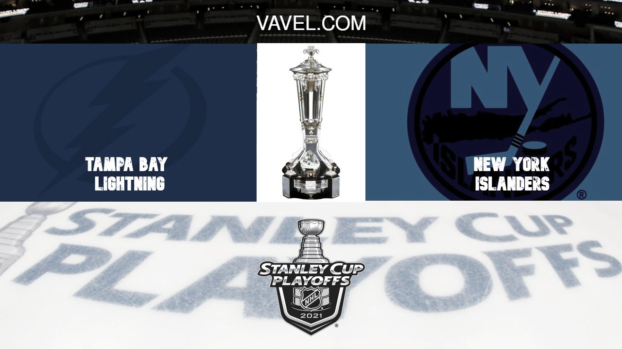 Previa Tampa Bay Lightning - New York Islanders: los campeones ansían su segunda final consecutiva ante un rival que puede dar la sorpresa
