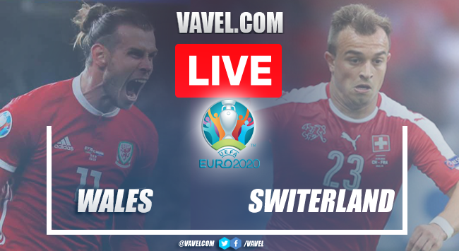 Goals and highlights: Wales 1-1 Switzerland in Euro 2020