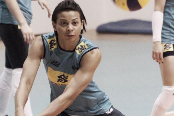 Praia Clube anuncia contratação da medalhista olímpica Walewska, ex-Minas