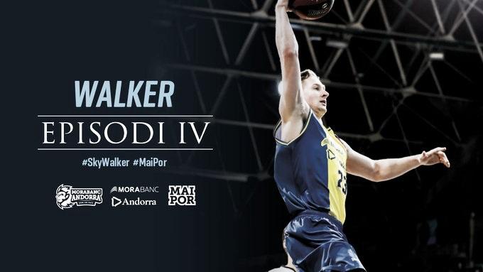 El Morabanc Andorra anuncia la renovación de David Walker