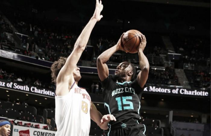Charlotte Hornets se reivindica ante unos desconocidos Knicks