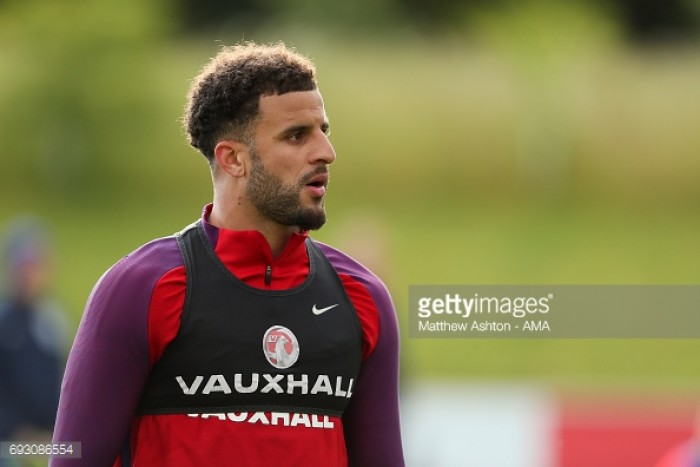 Manchester City complete Kyle Walker transfer