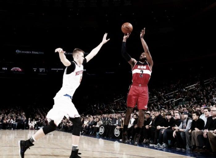 Nba, Wall e i Wizards rovinano la prima di Rambis. Milwaukee beffa i Celtics