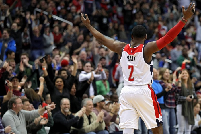 NBA - John Wall rinnova con i Washington Wizards: quadriennale da 170 milioni