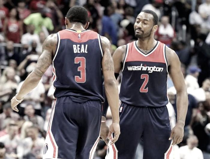 NBA Playoffs - I 42 di Wall guidano i Wizards alla conquista di Gara 6 (4-2)