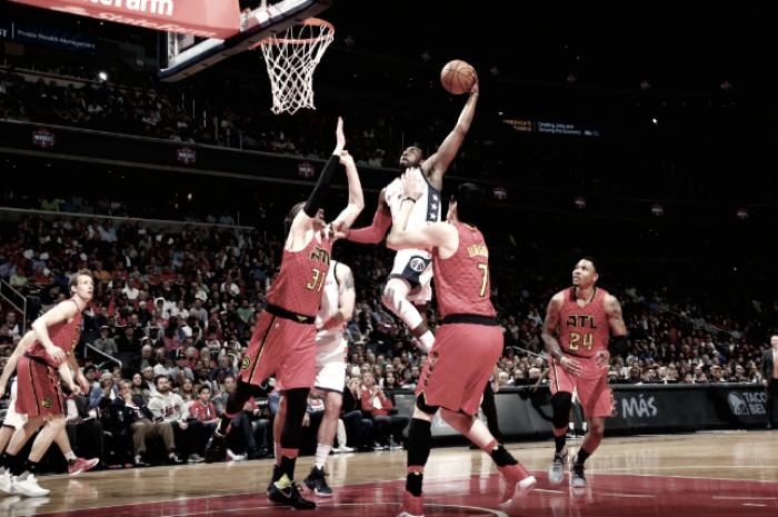 NBA Playoffs – Il duo Wall-Beal conduce i Wizards alla vittoria in Gara 5