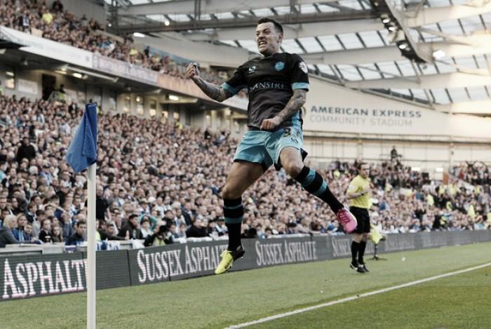 Brighton (1) 1-1 (3) Sheffield Wednesday: Owls ease through despite spirited home performance